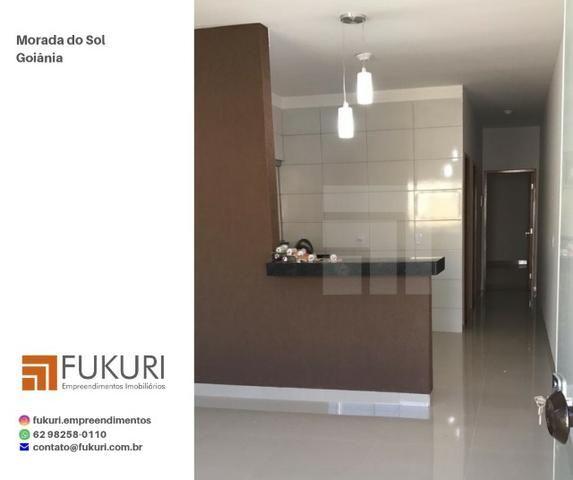 Casa 2Q c/suíte - Setor Morada do Sol - Goiânia - Foto 3