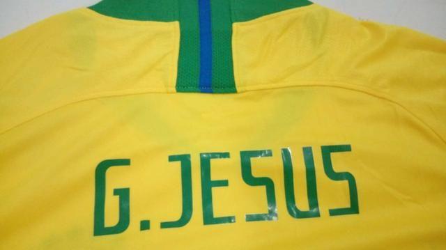 Camisa Oficial do Brasil Original - Esportes e ginástica - Jardim ... ce74b80883951