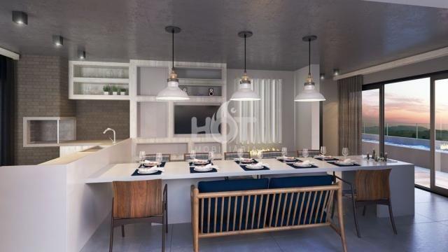 Apartamento à venda com 2 dormitórios em Jurerê internacional, Florianópolis cod:HI71464