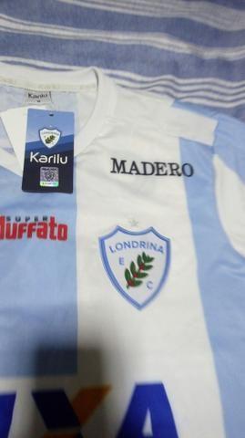 Camisa Londrina Oficial - Esportes e ginástica - Paraíso 7e7b044c2dc9e