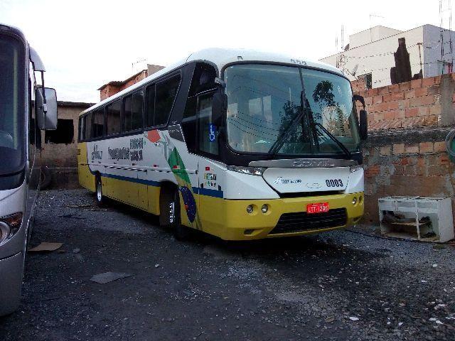 Ônibus Rodoviário motor dianteiro Comil campione - Foto 3
