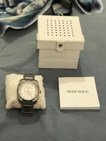 dbf0a9f7fcf Relógio Diesel ORIGINAL (NÃO É RÉPLICA) - Bijouterias