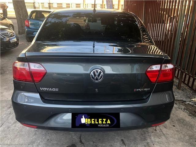 Volkswagen Voyage 1.6 mi comfortline 8v flex 4p automatizado - Foto 5