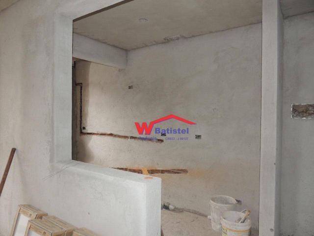 Apartamento com 2 dormitórios à venda, 51 m² - avenida lisboa, 325 - rio verde - colombo/p - Foto 5