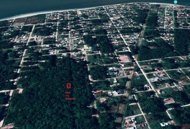 Terreno no Balneário Ipacaray