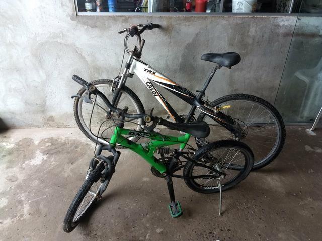 Bike troca por celular - Foto 3