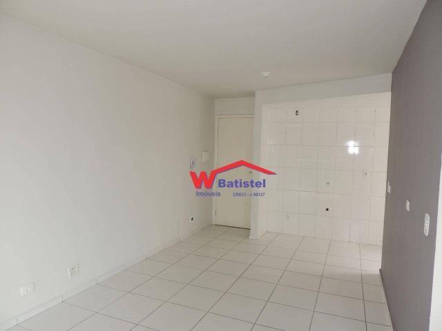 Apartamento com 2 dormitórios à venda, 46 m² por r$ 152.000 - rua tunísia nº 634 - fátima  - Foto 10