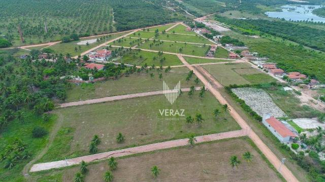 Terreno à venda, 300m² por r$ 22.000,00 - trairi - ceará - trairi/ce - Foto 8