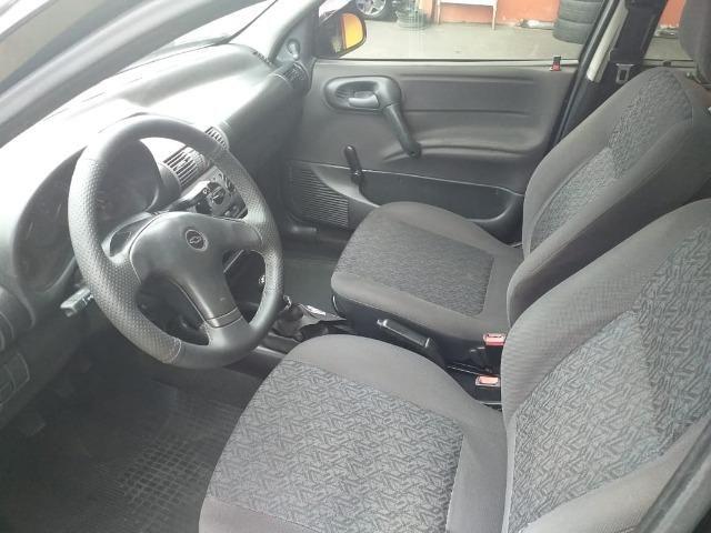 Gm - Chevrolet Corsa sedan entrada no cartão ficha pelo whatsap - Foto 9