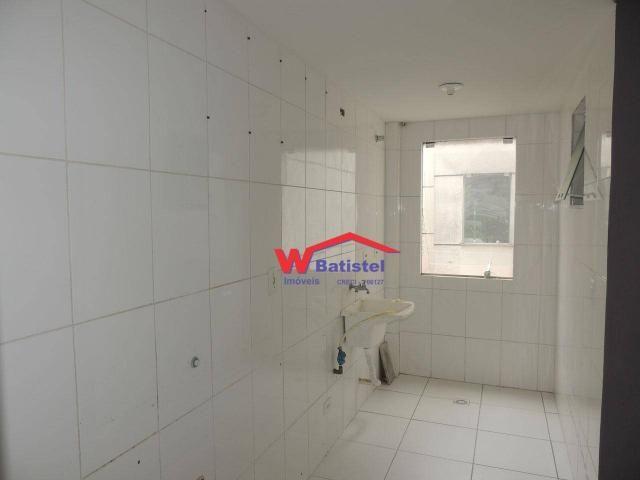 Apartamento com 2 dormitórios à venda, 46 m² por r$ 152.000 - rua tunísia nº 634 - fátima  - Foto 15