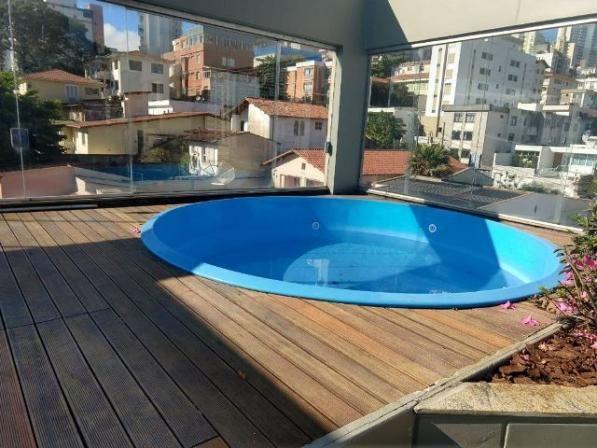 Cobertura à venda com 4 dormitórios em Gutierrez, Belo horizonte cod:3193 - Foto 14