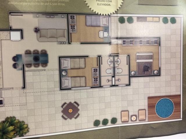 Apartamento à venda com 3 dormitórios em Salgado filho, Belo horizonte cod:3173 - Foto 2