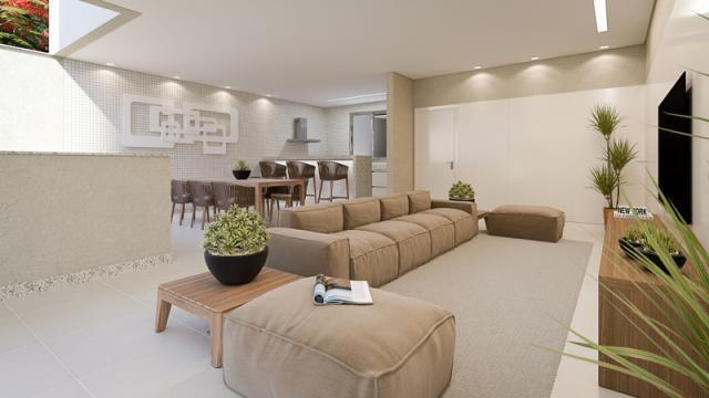 Apartamento à venda com 3 dormitórios em Jardim américa, Belo horizonte cod:2952 - Foto 2