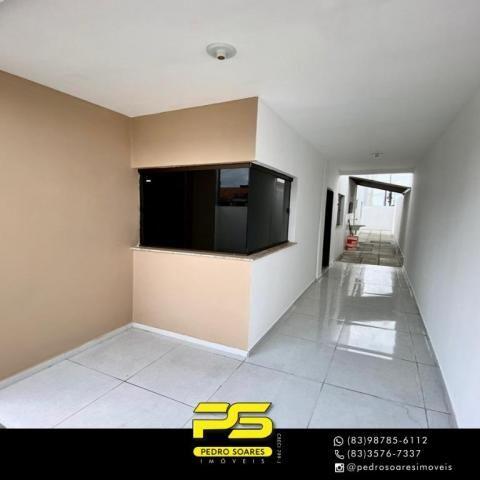 Casa com 2 dormitórios à venda por R$ 150.000 - Gramame - João Pessoa/PB - Foto 4