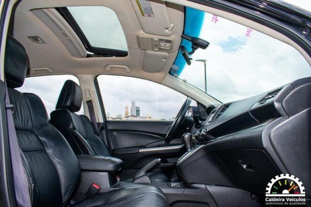 Honda Cr-V - Com Teto Solar - Foto 12