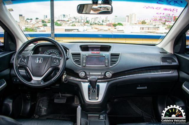 Honda Cr-V - Com Teto Solar - Foto 11