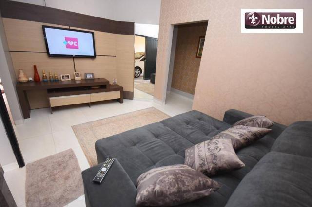 Casa com 3 dormitórios sendo 1 suíte à venda, 100 m² por R$ 240.000 - Plano Diretor Norte  - Foto 3