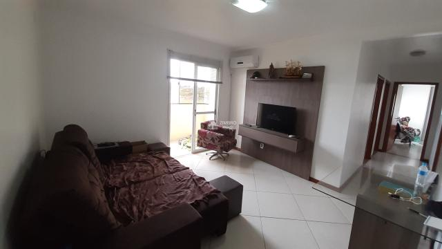 Apartamento para alugar 03 dormitórios em Santa Maria Semi-mobiliado com Sacada com churra - Foto 3