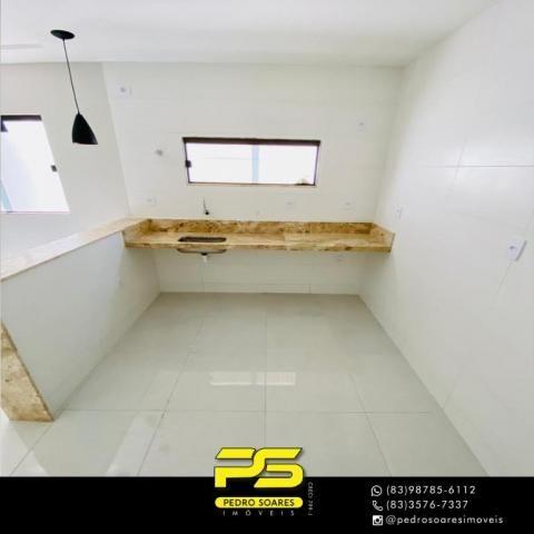 Casa com 2 dormitórios à venda por R$ 150.000 - Gramame - João Pessoa/PB - Foto 6