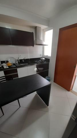 Apartamento para alugar 03 dormitórios em Santa Maria Semi-mobiliado com Sacada com churra - Foto 10