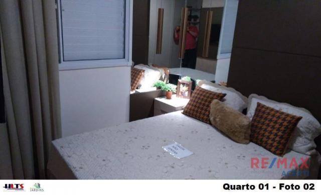Apartamento com 2 dormitórios à venda, 45 m² por R$ 122.590,00 - Shopping Park - Uberlândi - Foto 10