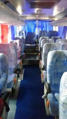 Micro Ônibus executivo Semi leito/Vendo ou Troco - Foto 6