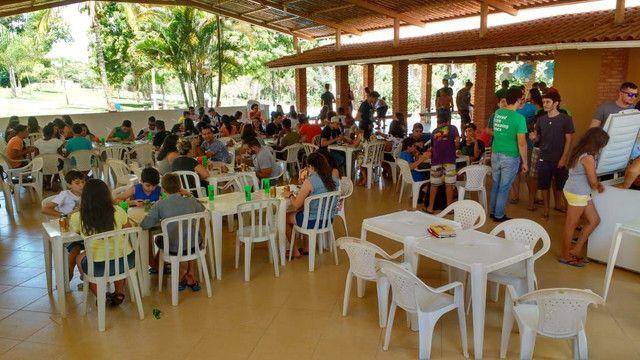 Aluguel de Chácara para retiros de Igrejas e Eventos de Família em Brasília e Luziânia   - Foto 10