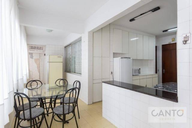 Apartamento com 4 dormitórios (1 suíte) à venda no Alto da XV, 289 m² por R$ 779.000 - Cur - Foto 19