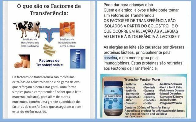 factores de transferencia y diabetes