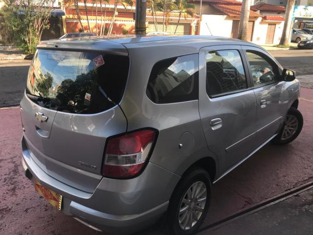 Chevrolet SPIN LT 1.8 8V Econo.Flex 5p Aut. - Foto 6
