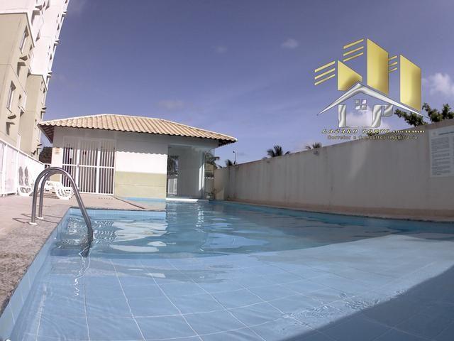 Laz- Alugo apartamento condomínio Enseada Jacaraipe (01) - Foto 9