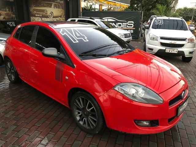 Fiat Bravo Sporting 1.8 2014 Teto Solar - Foto 8