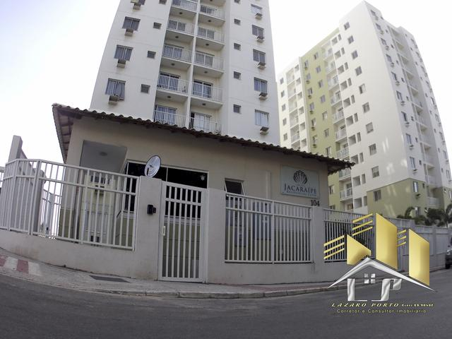 Laz- Alugo apartamento condomínio Enseada Jacaraipe (01) - Foto 7