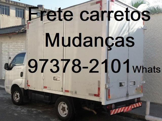 Frete transporte carreto e mudanças (11)97378.2101 Whats Mogi das ...