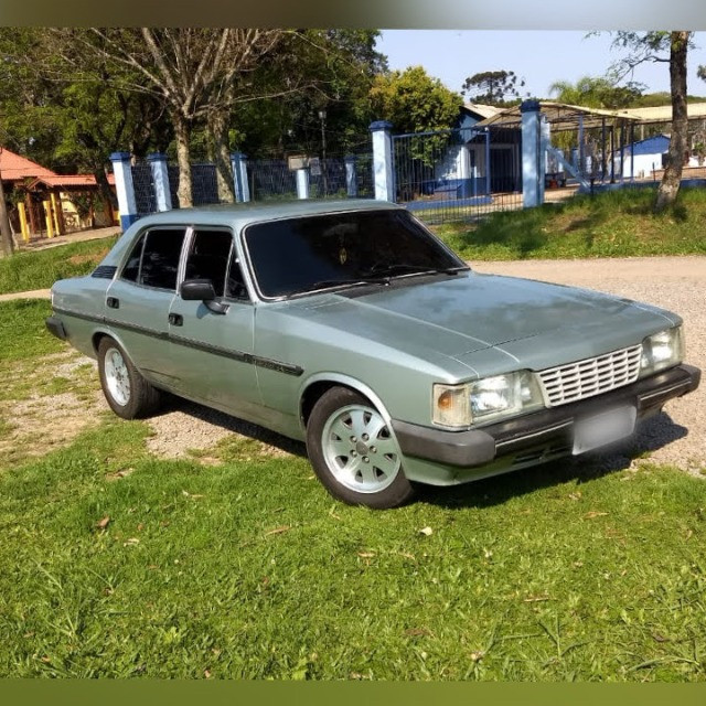 Opala Comodoro 1989 *Motor 6CC 4.1s - Foto 4