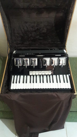 Acordeon Todeschini Super 6 - Foto 2