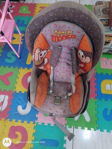 Cadeirinha turma da Monica  - Foto 3