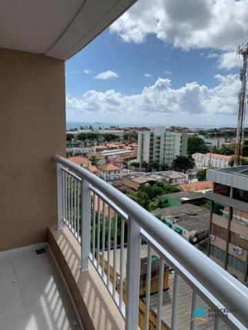 Apartamento com 2 dormitórios à venda, 53 m² por R$ 360.684,20 - Jacarecanga - Fortaleza/C - Foto 5