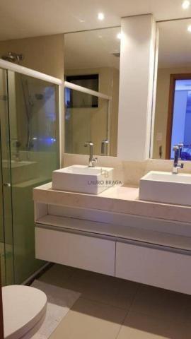 Edf Barão José Miguel Apartamento com 3 dormitórios à venda, 107 m² por R$ 557.000 - Farol - Foto 9