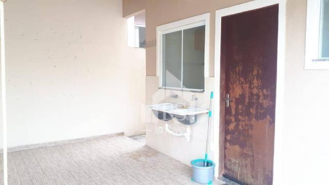Casa com 3 dormitórios à venda, 80 m² por R$ 250.000,00 - Bela Vista - Itaboraí/RJ - Foto 4