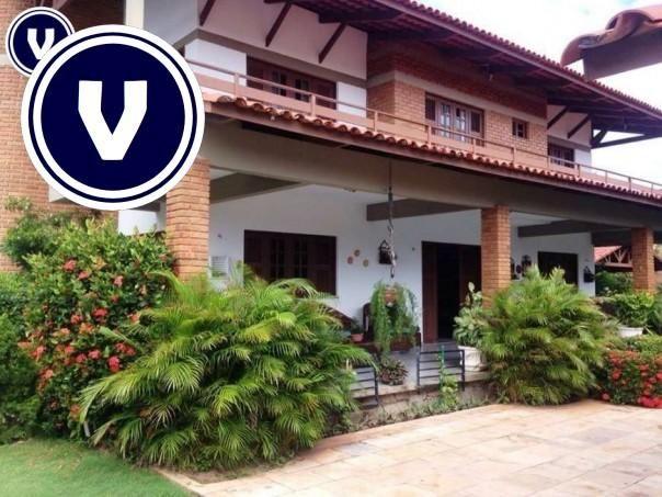 VERAS ALUGA Casa Maravilhosa com 4 suítes no Porto das Dunas - Foto 13