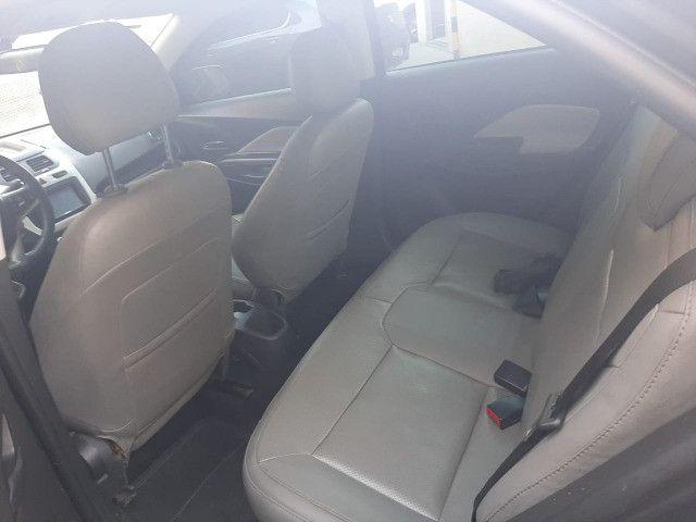 Chevrolet Cobalt 1.4 Flex/GNV C/Entrada+48x799 Fixas - Foto 7