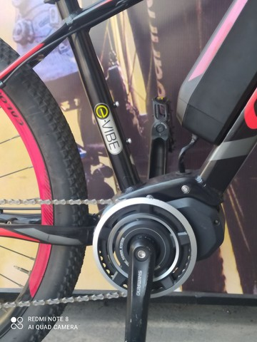 Bicicleta elétrica e-vibe elite - Foto 2