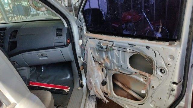 Toyota Hulix SW4 2007 A 2012 Sucata Com Garantia - Foto 9