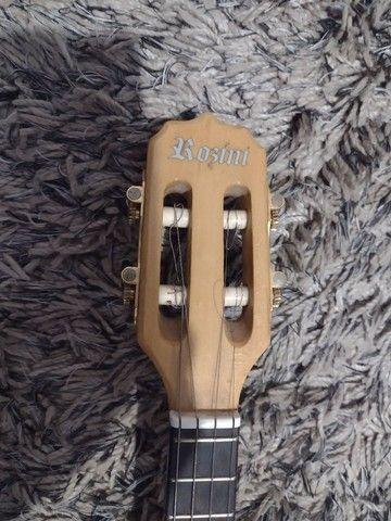 Banjo rosini profissional elétrico RJ 13 eln  - Foto 5