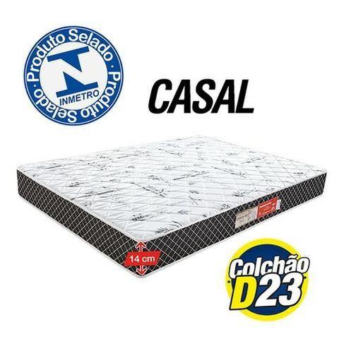 Colchão Casal modelo com espuma - pronta entrega   Temos outros produtos - Foto 3