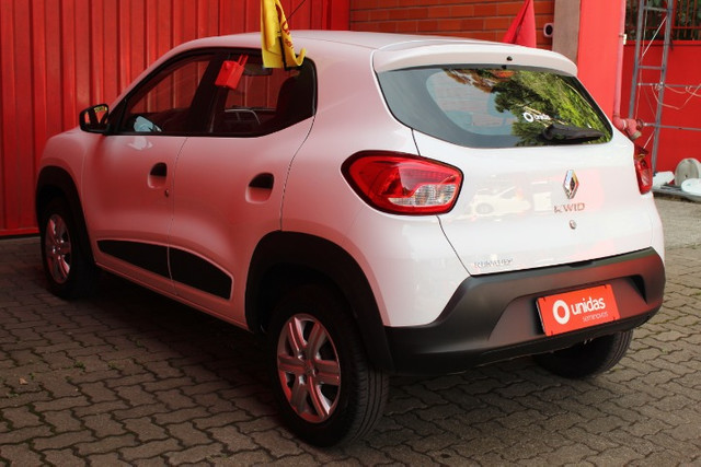 Renault Kwid Zen 1.0 4P ano 2020 Único dono!!! - Foto 6