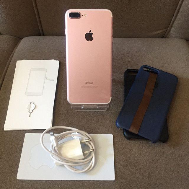 IPhone 7 Plus 32GB Gold Rose  - Foto 3