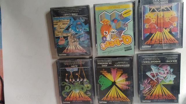 Cartuchos vídeo game Odyssey na caixa-Aceito Cartao - Foto 4
