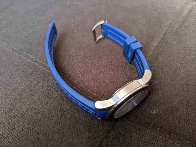 Relógio Lacoste Advantage Azul / Branco - aço inoxidável - Foto 5